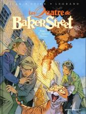 Les quatre de Baker Street -7- L'Affaire Moran
