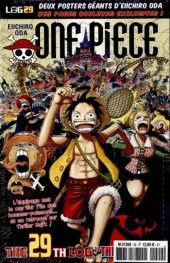 One Piece - La collection (Hachette) -29- The 29th Log