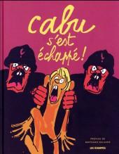 (AUT) Cabu - Cabu s'est échappé !