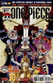 One Piece - La collection (Hachette) -30- The 30th Log