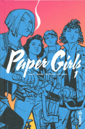 Paper Girls -1- Tome 1