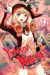 Yamada kun & the 7 Witches -9- Tome 9