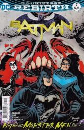 Batman (2016) -7- Night of the Monster Men, Part One