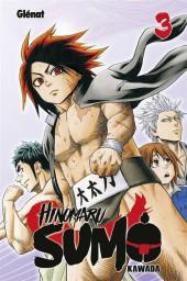 Hinomaru Sumo -3- Tome 3