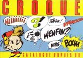 (Catalogues) Éditeurs, agences, festivals, fabricants de para-BD... - Catalogue 1990 - Dupuis