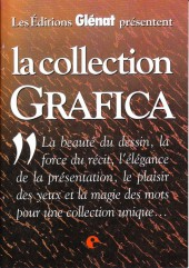 (Catalogues) Éditeurs, agences, festivals, fabricants de para-BD... - Catalogue - Glénat (Collection Grafica)
