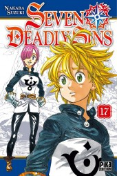 Seven Deadly Sins -17- Tome 17