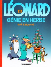 Léonard -13Fan2- Génie en herbe