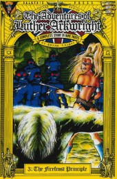 Adventures of Luther Arkwright (The) (1987) -3- The Firefrost Principle