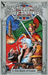 Adventures of Luther Arkwright (The) (1987) -8- The Battle of London