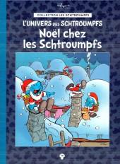 Les schtroumpfs - La collection (Hachette) -18- Noël chez les Schtroumpfs
