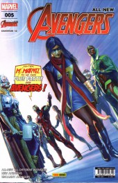 All-New Avengers -51/2- Effrayante symétrie