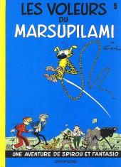 Spirou et Fantasio -5g96- Les voleurs du marsupilami