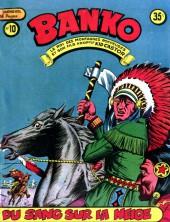 Banko (1e Série - Remparts) -10- Du sang sur la neige