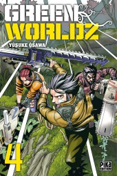Green Worldz -4- Tome 4