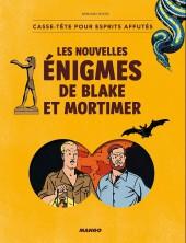 Blake et Mortimer (Divers) - Les nouvelles énigmes de Blake et Mortimer