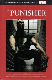 Marvel Comics : Le meilleur des Super-Héros - La collection (Hachette) -20- Le punisher