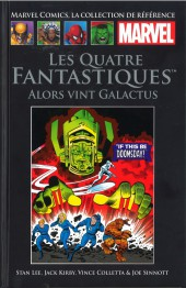 Marvel Comics - La collection (Hachette) -70III- Les Quatre Fantastiques - Alors vint Galactus