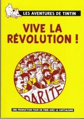 Tintin - Pastiches, parodies & pirates - Vive la Révolution !