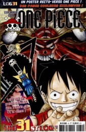 One Piece - La collection (Hachette) -31- The 31th Log