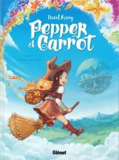 Pepper et Carrot -1- Potions d'envol