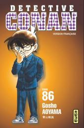 Détective Conan -86- Tome 86