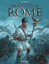 Les aigles de Rome -5- Livre V