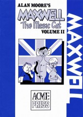 Alan Moore's Maxwell The Magic Cat -2- Volume 2