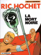 Ric Hochet -35b00- La mort noire