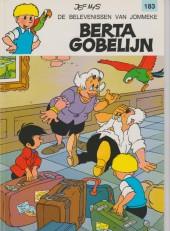 Jommeke -183- Berta Gobelijn