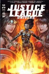 Justice League Univers -9- Numéro 9