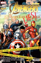 All-New Avengers -6- L'Affrontement (1/4)