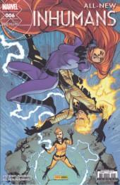 All-New Inhumans -6- La Torche et la reine