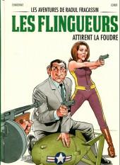 Les aventures de Raoul Fracassin -3- Les flingueurs attirent la foudre
