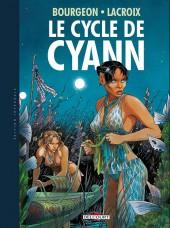 Le cycle de Cyann -INT- Le cycle de cyann - intégrale