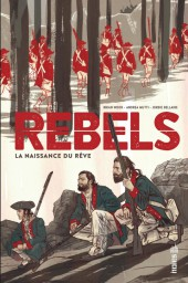 Couverture de Rebels