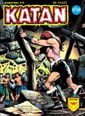 Katan -11- Odilon a la tête dure