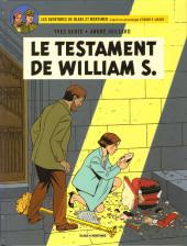 Blake et Mortimer (Éditions Blake et Mortimer) -24- Le Testament de William S.