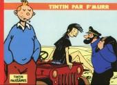 Tintin - Pastiches, parodies & pirates - Tintin par F'Murr