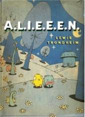 A.L.I.E.E.E.N. (2006) - A.L.I.E.E.E.N.