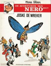Nero (de avonturen van) -98- Joske de wreker