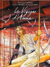(AUT) Lepage -1a16- Les voyages d'anna