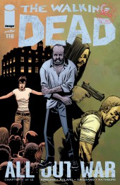 Walking Dead (The) (2003) -118- All Out War (Chapter 4 of 12)