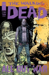 Walking Dead (The) (2003) -119- All Out War (Chapter 5 of 12)