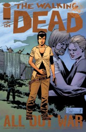 Walking Dead (The) (2003) -124- All Out War (Chapter 10 of 12)