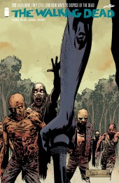 Walking Dead (The) (2003) -129- Even Now, They Find New Ways to Dispose of the Dead