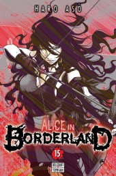 Alice in borderland -15- Tome 15