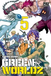 Green Worldz -5- Tome 5