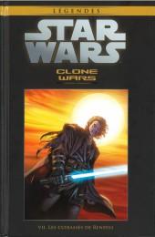 Star Wars - Légendes - La Collection (Hachette) -2932- Clone Wars - VII. Les Cuirassés de Rendili