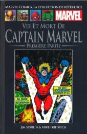 Marvel Comics - La collection (Hachette) -73XXII- Vie et Mot de Captain Marvel - Première Partie